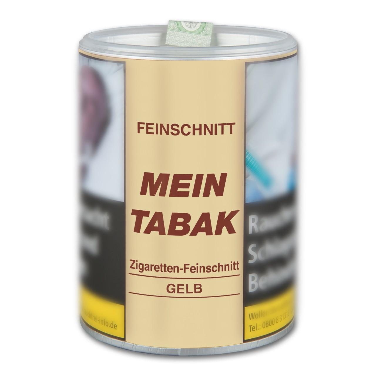 Mein Tabak Gelb
