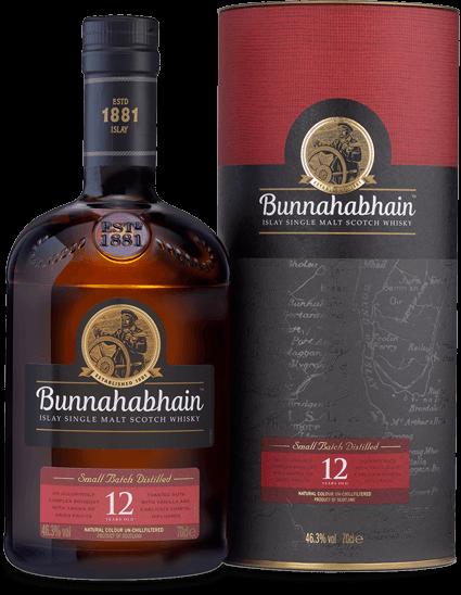 Bunnahabhain - 12 Jahre