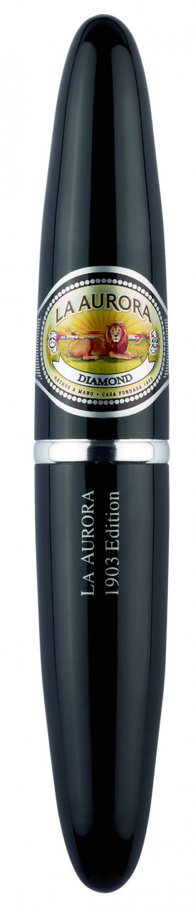 La Aurora Preferidos Diamond Black Tube