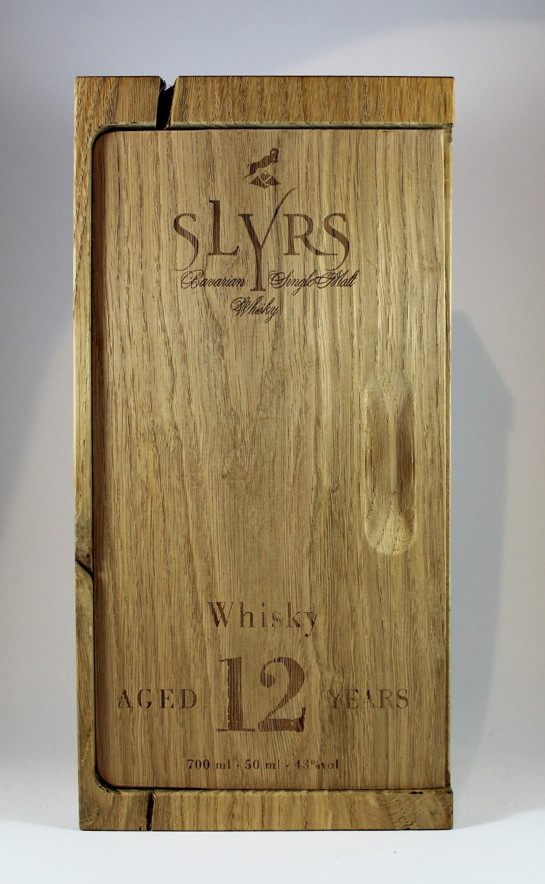 Slyrs 12 Jahre Edition 2005 (Holzbox)