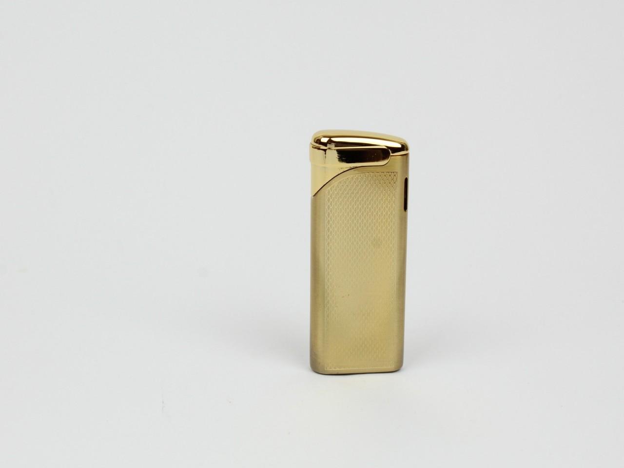 Sarome Feuerzeug gold antique