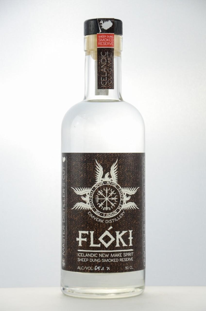 Floki New Make - Sheep dung smoked Reserve