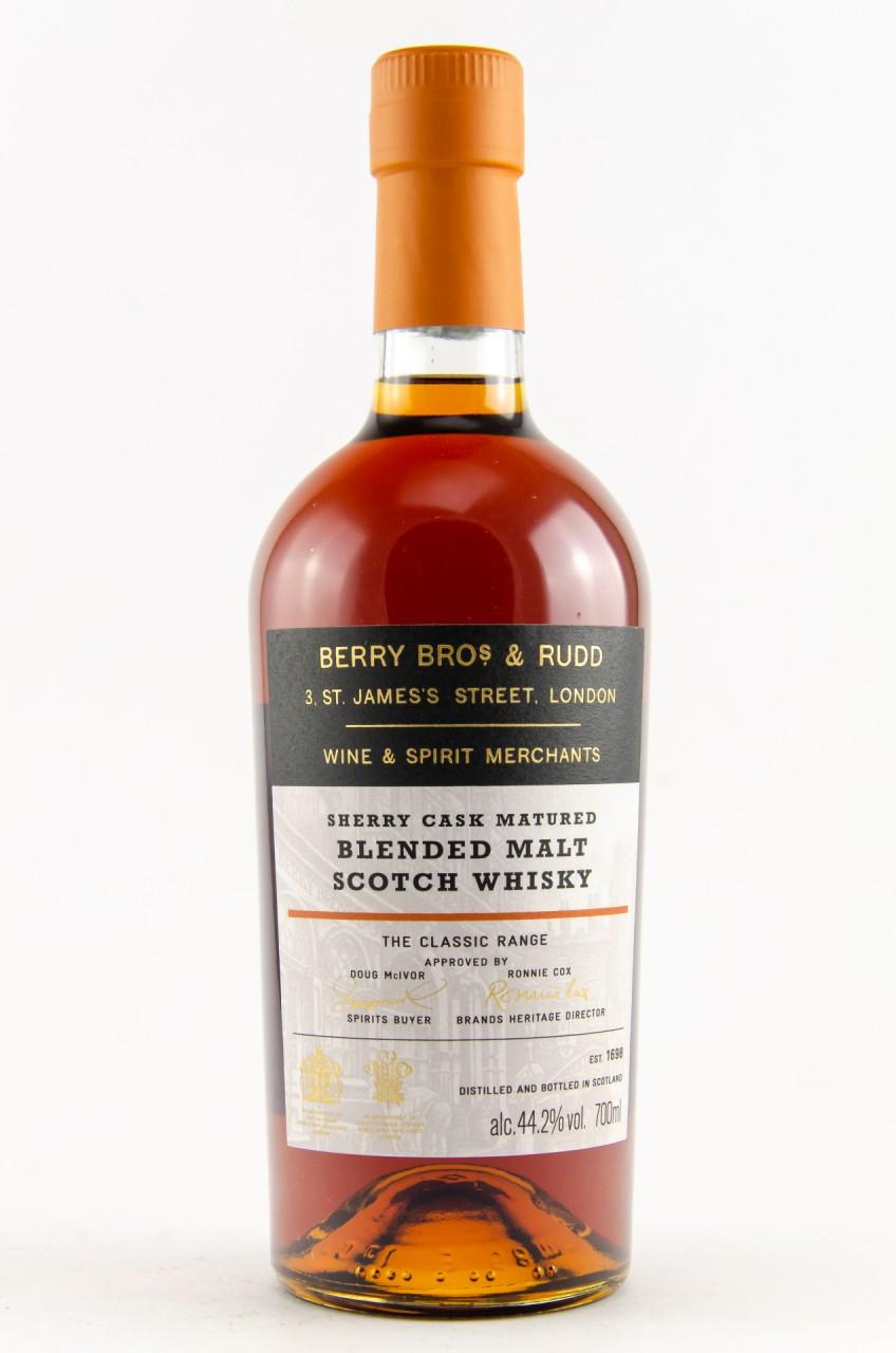 Berry Bros & Rudd Blended Malt - Sherry Cask matured