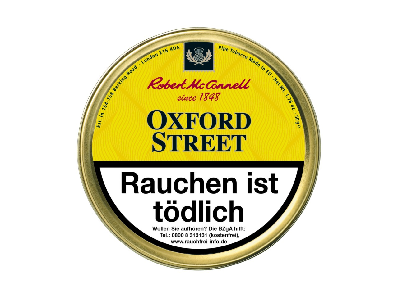 Robert McConnell Oxford Street
