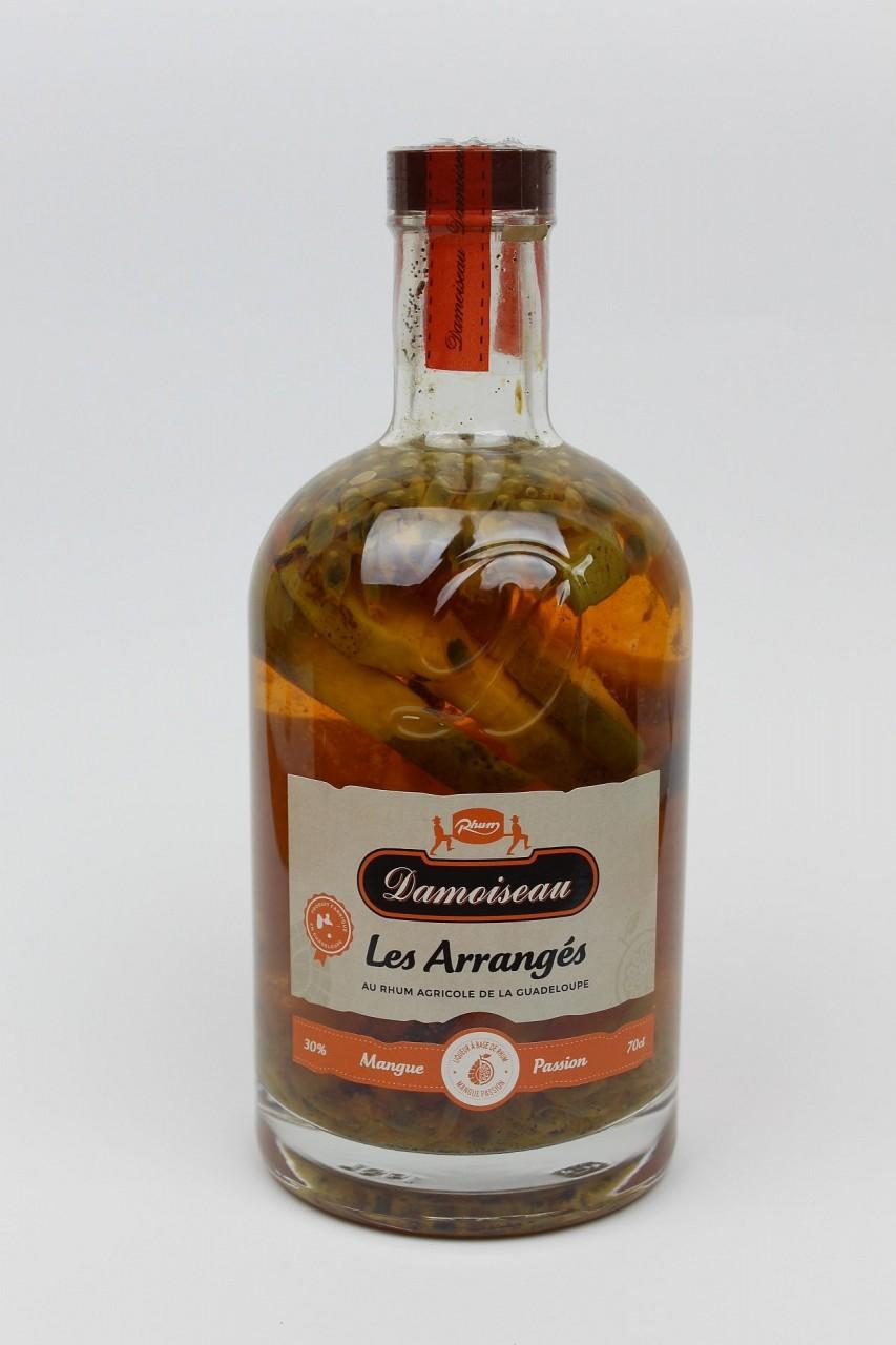 Damoiseau Rhum Arrangés Mango Passion