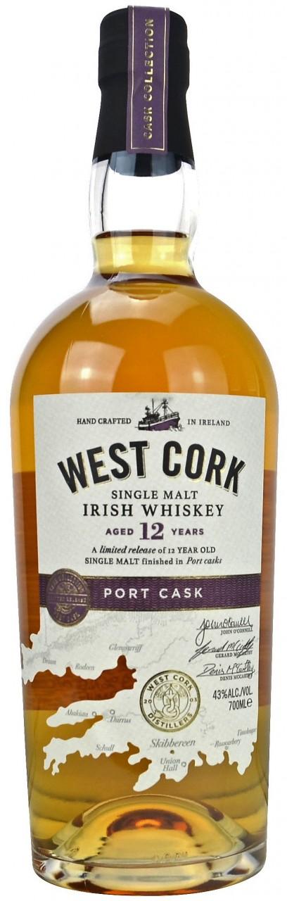 West Cork 12 Jahre Port Cask